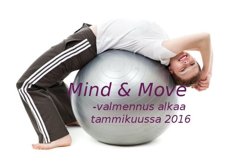 Miksi osallistuisin Mind & Move -valmennukseen?
